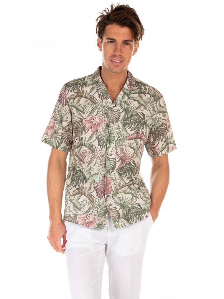 Paul MIRANTA Shirt-Green
