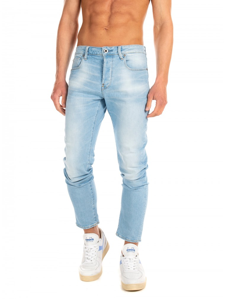 G-Star Jeans 3301 Slim-Light Aged Denim