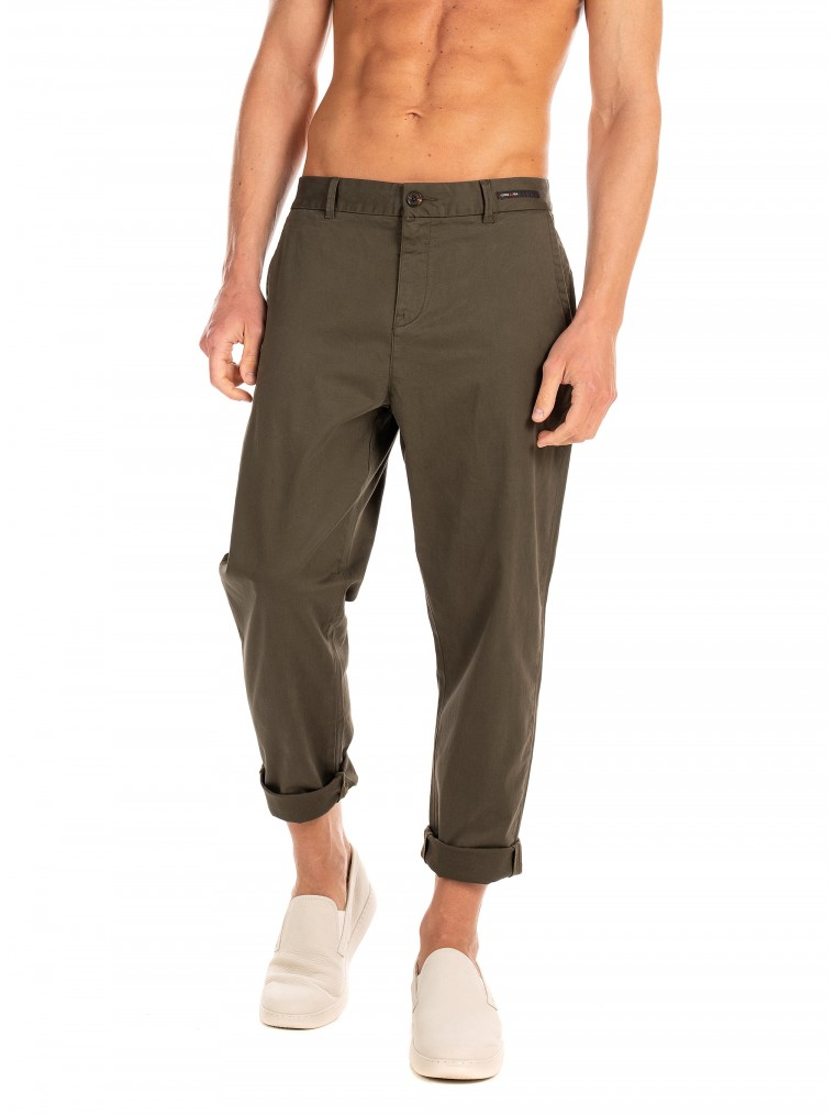 Scotch & Soda Pants Fave-Olive