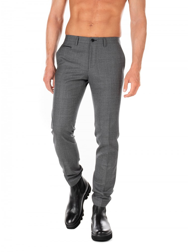 Boss Pants Wilhelm5-Grey