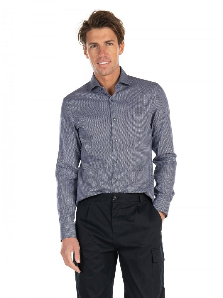 Boss Shirt Jason-Blue