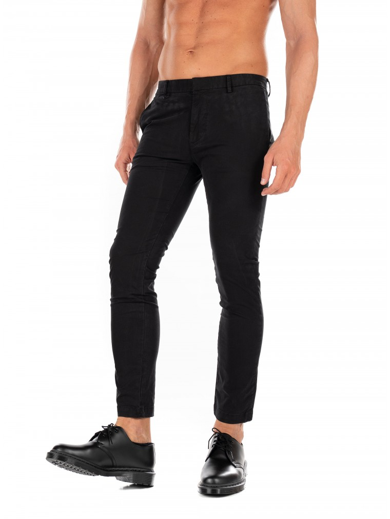 Hugo Pants Iggy204D-Black