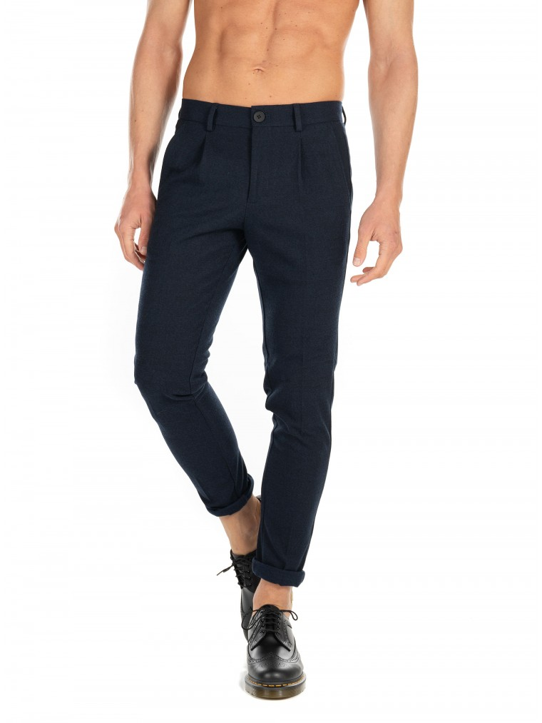 Jack & Jones Pants Marco Sean-Blue