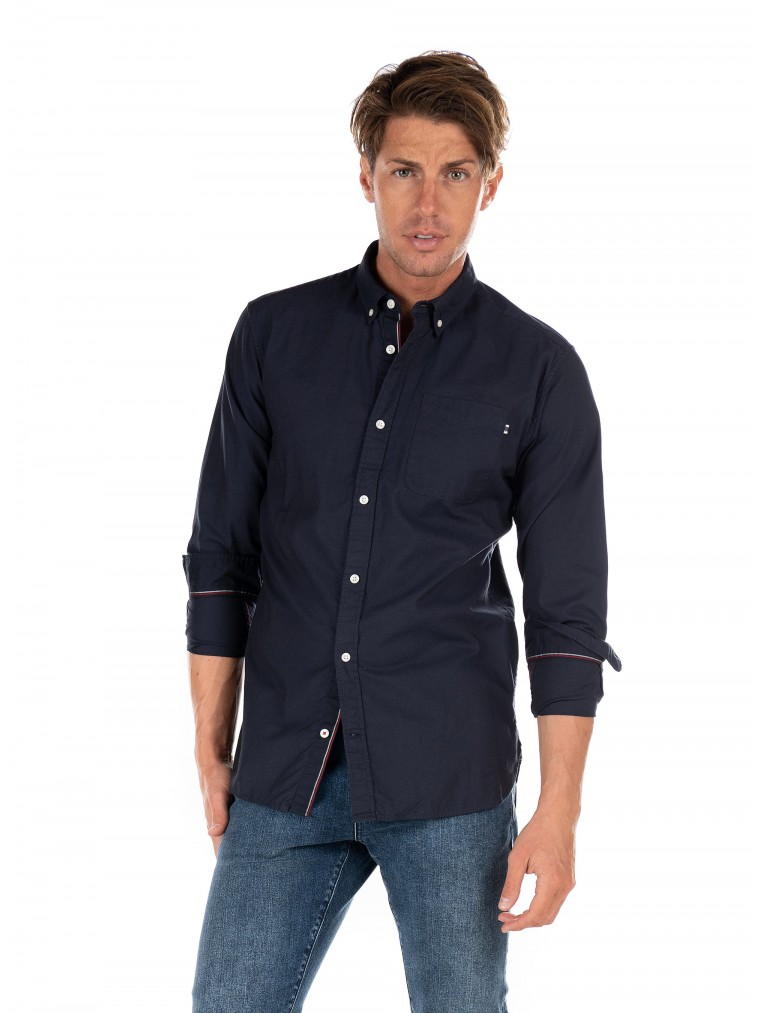 Jack & Jones Classic Oxford Shirt-Blue