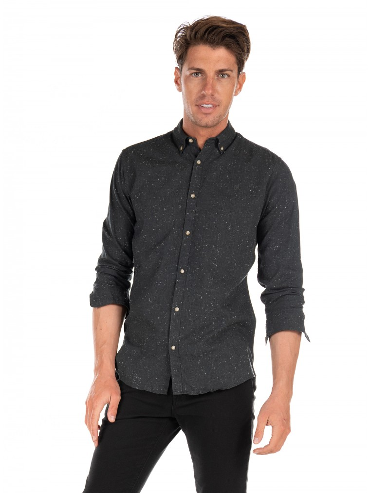 Jack & Jones Shirt Logo-Dark Green