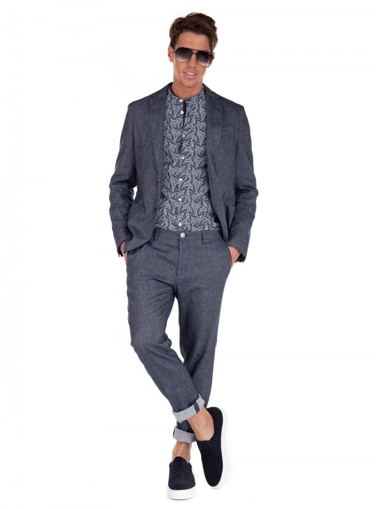 Boss Suit Hanry4-W/Stanino17-W-Blue