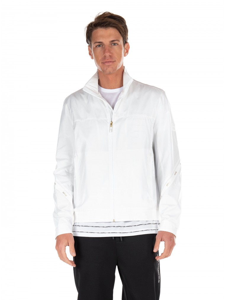 Boss Jacket J_Zircon-White