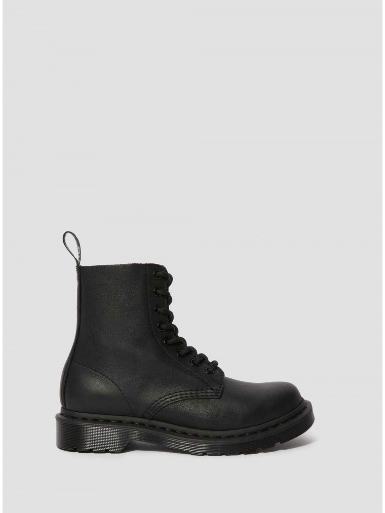 Dr Martens Ankle Boots Soft Leather 1460 Pascal Mono Virginia-Black