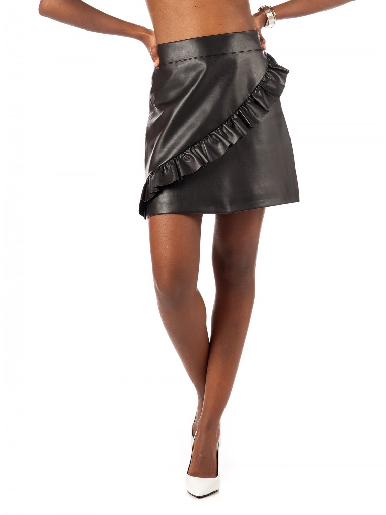 Nikkie Skirt Elle-Black