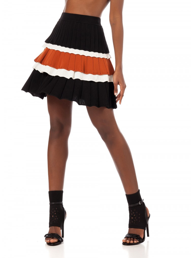 Nikkie Skirt Kizzy-Black