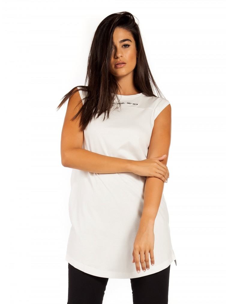 Diesel Dress D-Felix-White