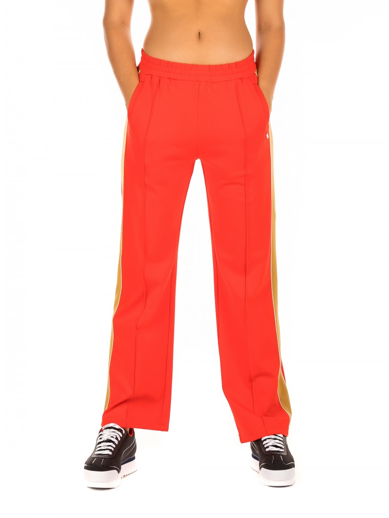 Maison Scotch Pants-Red