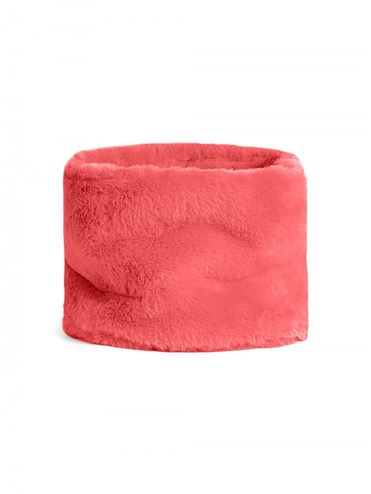 OOF Faux Fur Collar-Pink