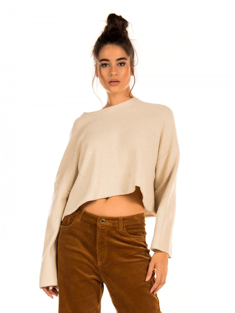 Four Minds Blouse-Off White