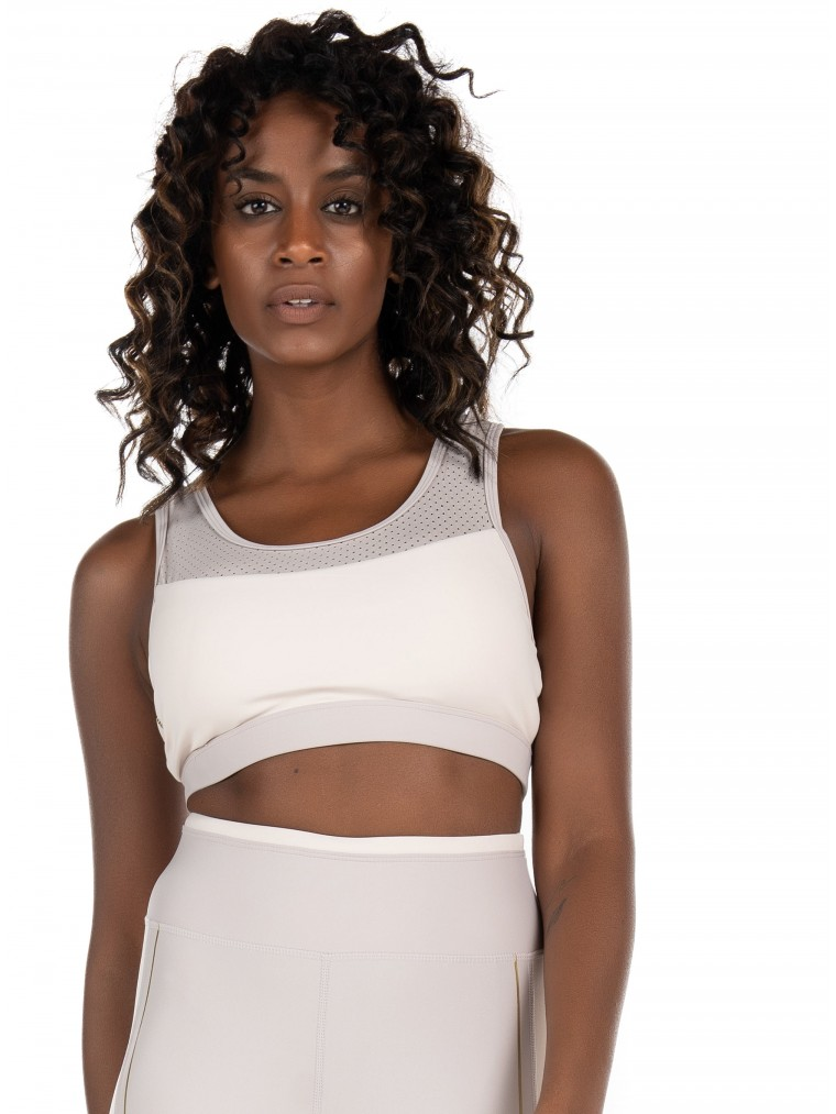 Only Play Sports Bra Jacinte-Light Grey