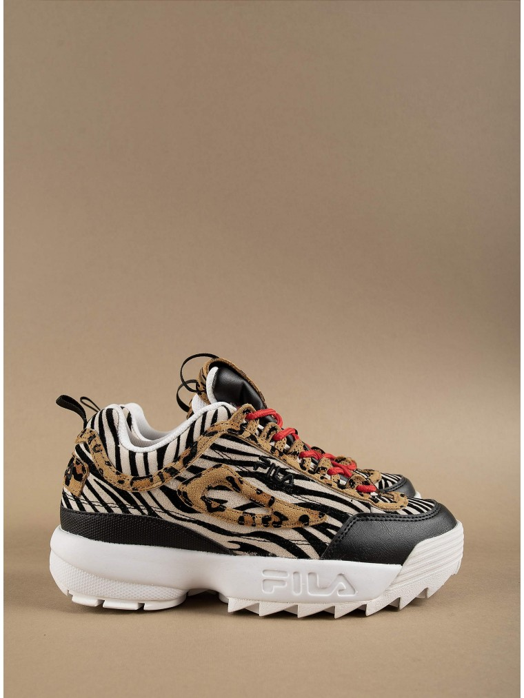 Fila Sneakers Disruptor II -Animal Print
