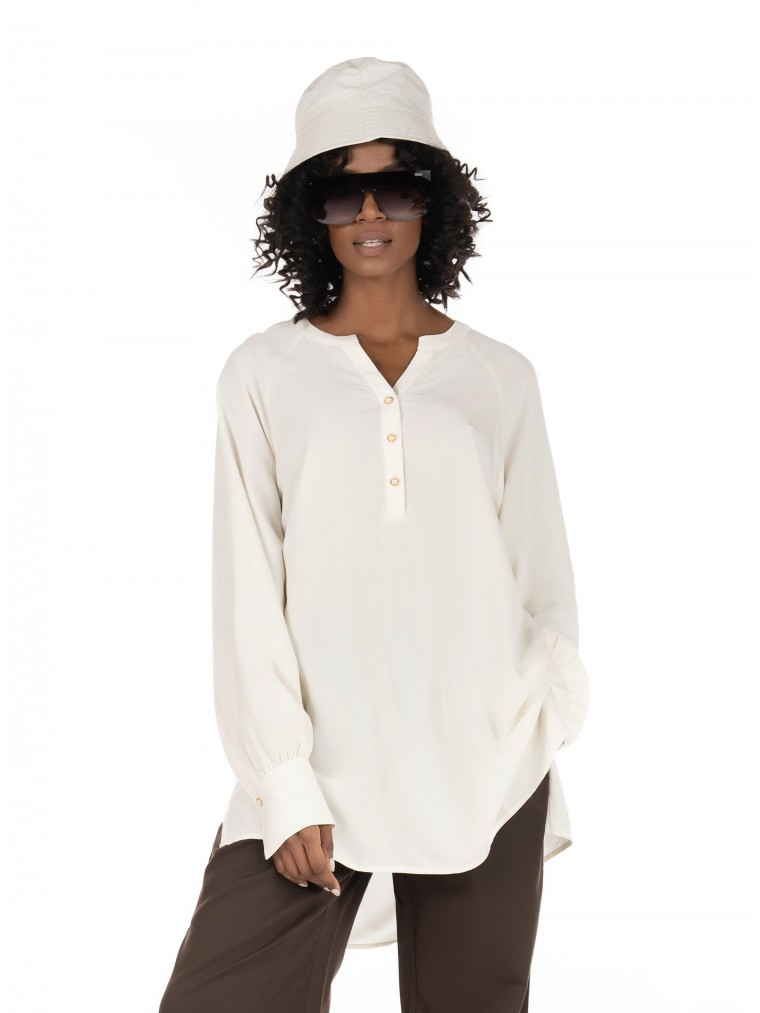 Vero Moda Tunic Heidi-Off White