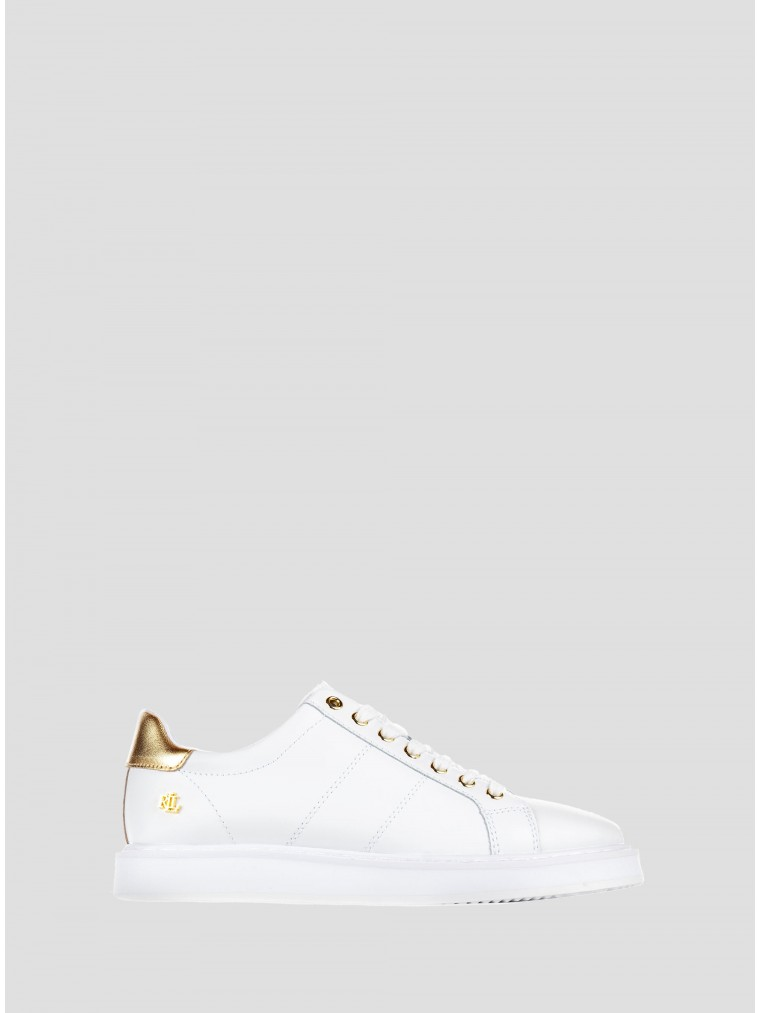 Polo Ralph Lauren Sneakers Angeline-White
