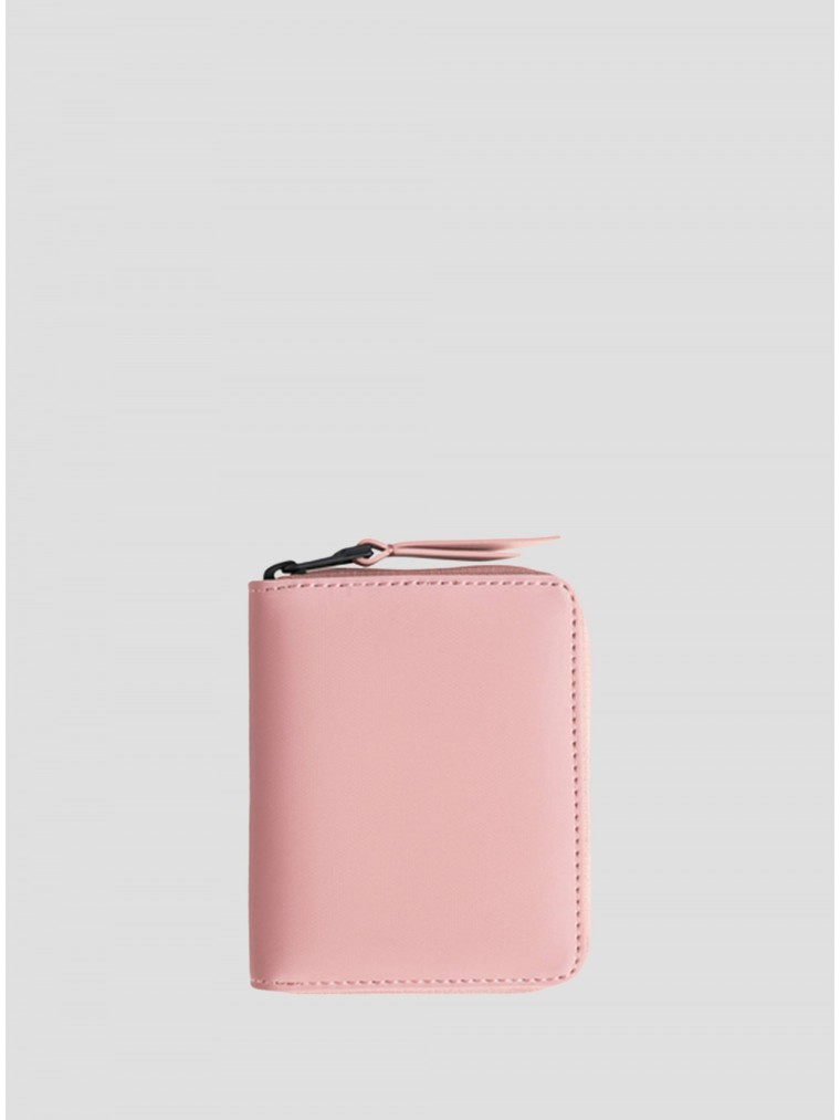 Rains Small Wallet-Pink