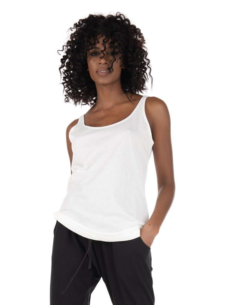 Four Minds Tank Top-Off White