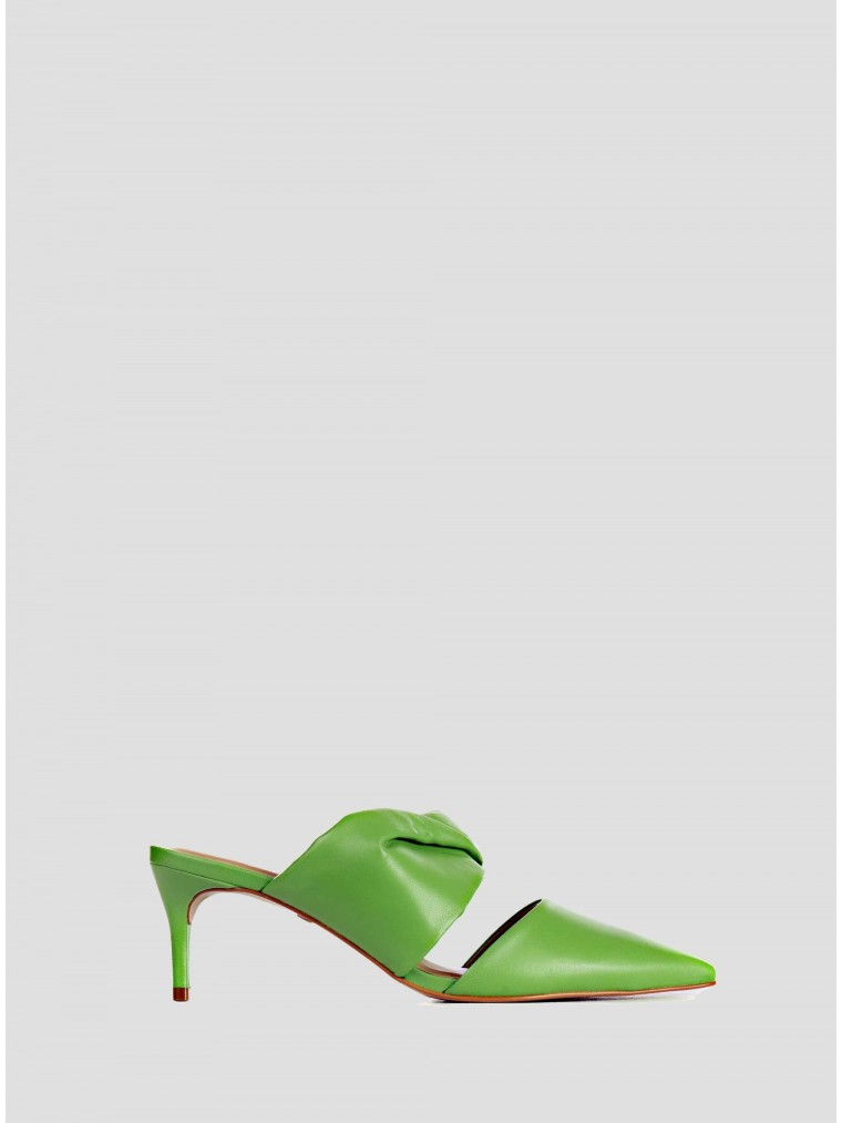 Carrano Heel Sandals-Green