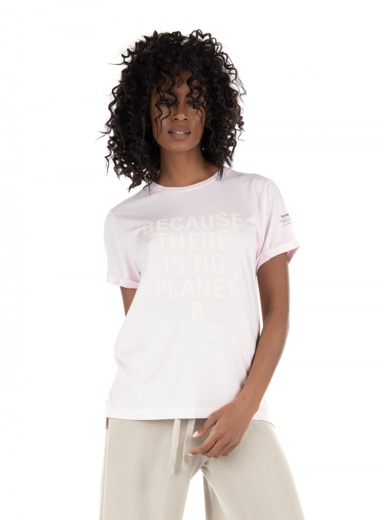 Ecoalf Onda T-Shirt-Lilac