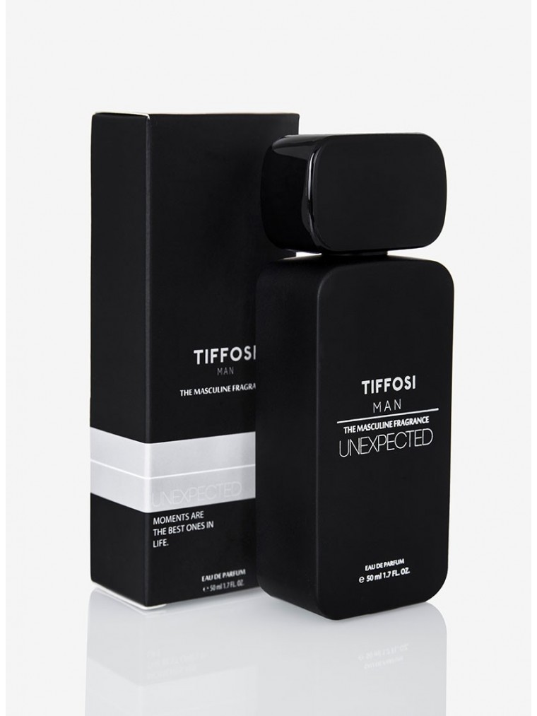Tiffosi Perfume Unexpected 50ml-Black
