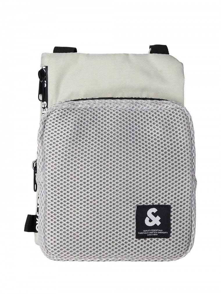 Jack & Jones Sling Bag Emmett-Light Grey