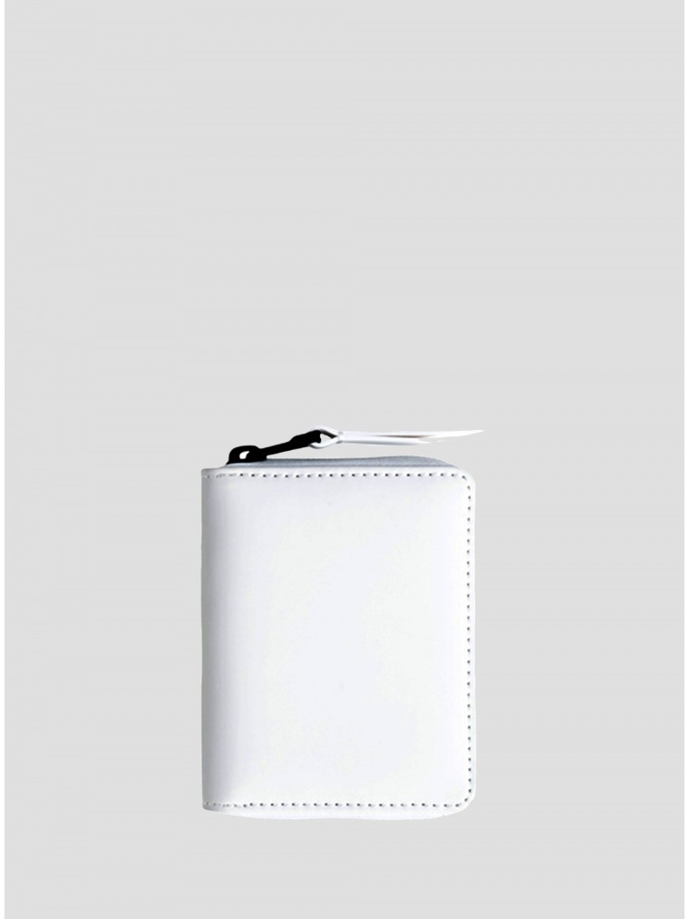 Rains Small Wallet-Off White