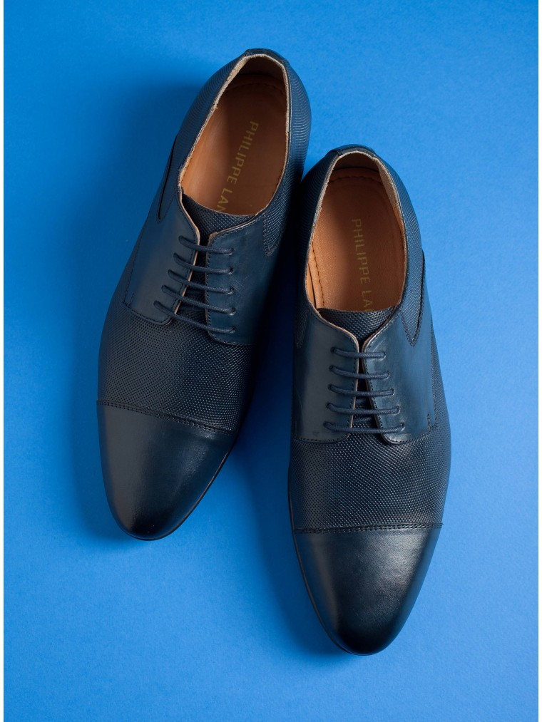 Philippe Lang Shoes-Blue