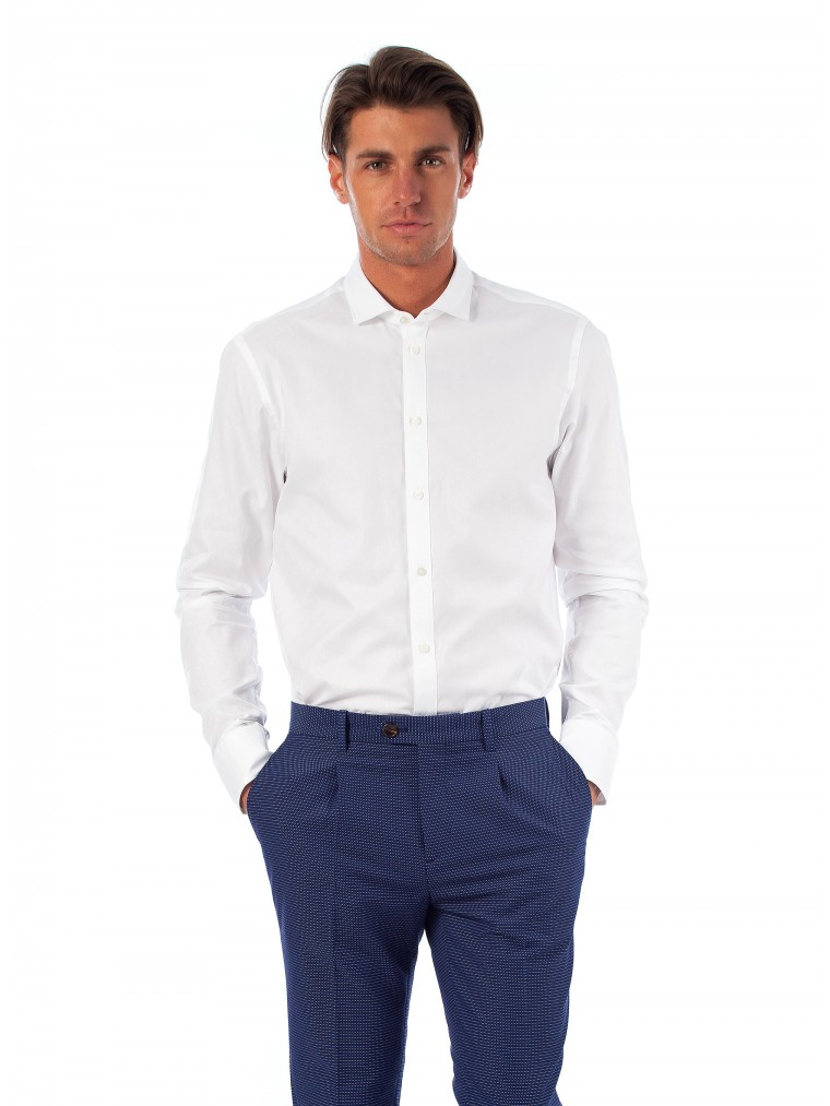 Scotch & Soda Shirt-White