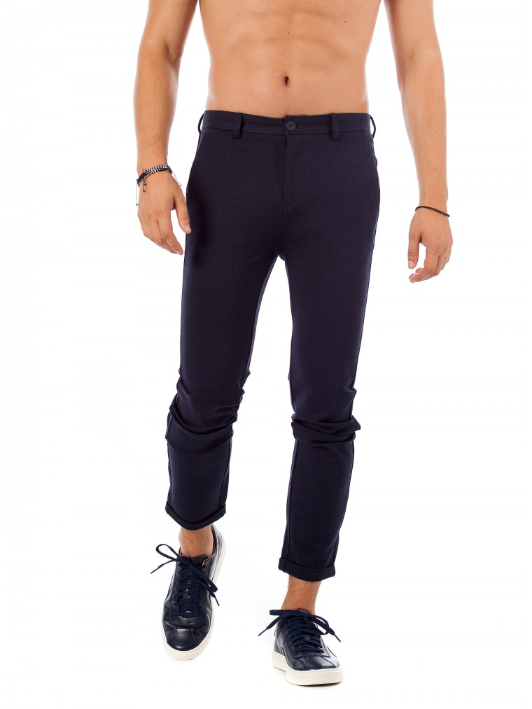 Gnious Pants Feliks-Blue