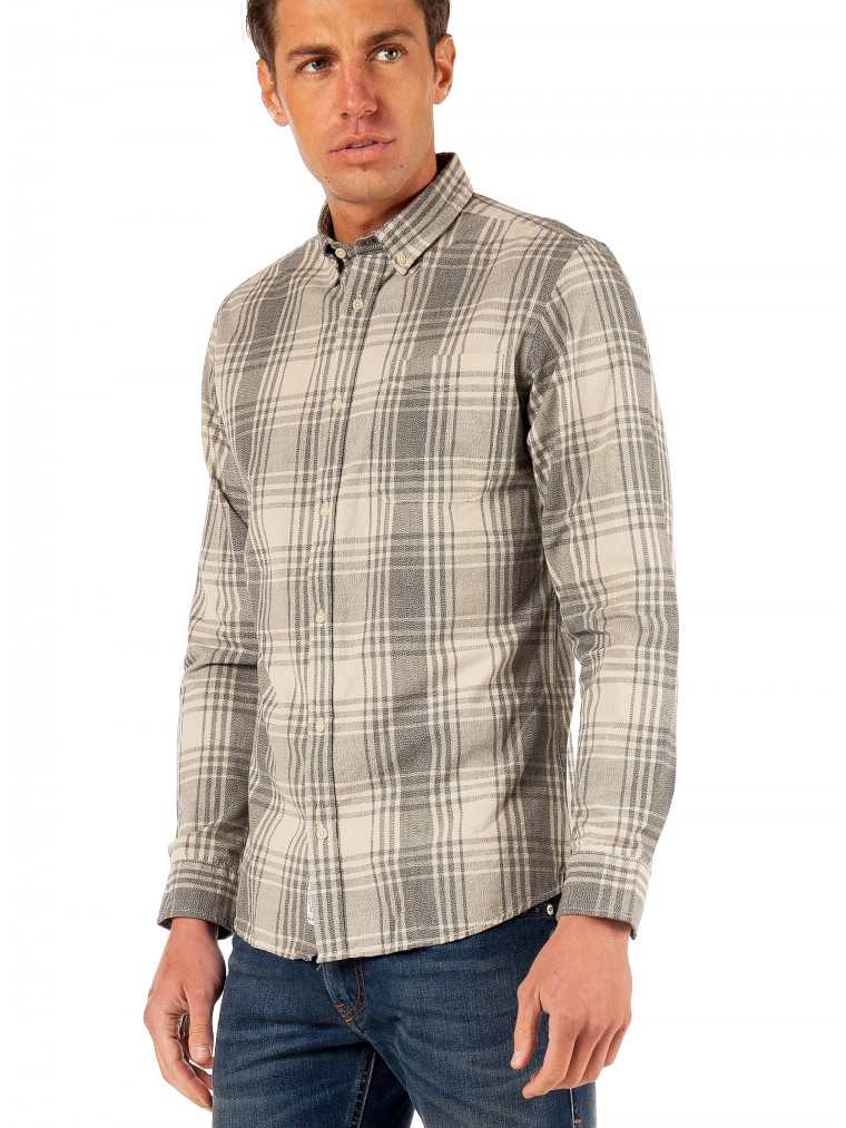 Premium by Jack & Jones Shirt Chelsea-Beige