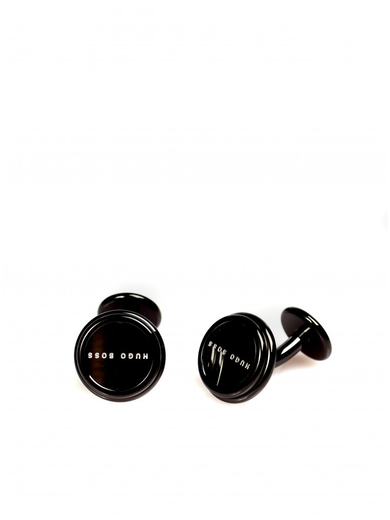 Boss Cufflinks Horace-Black