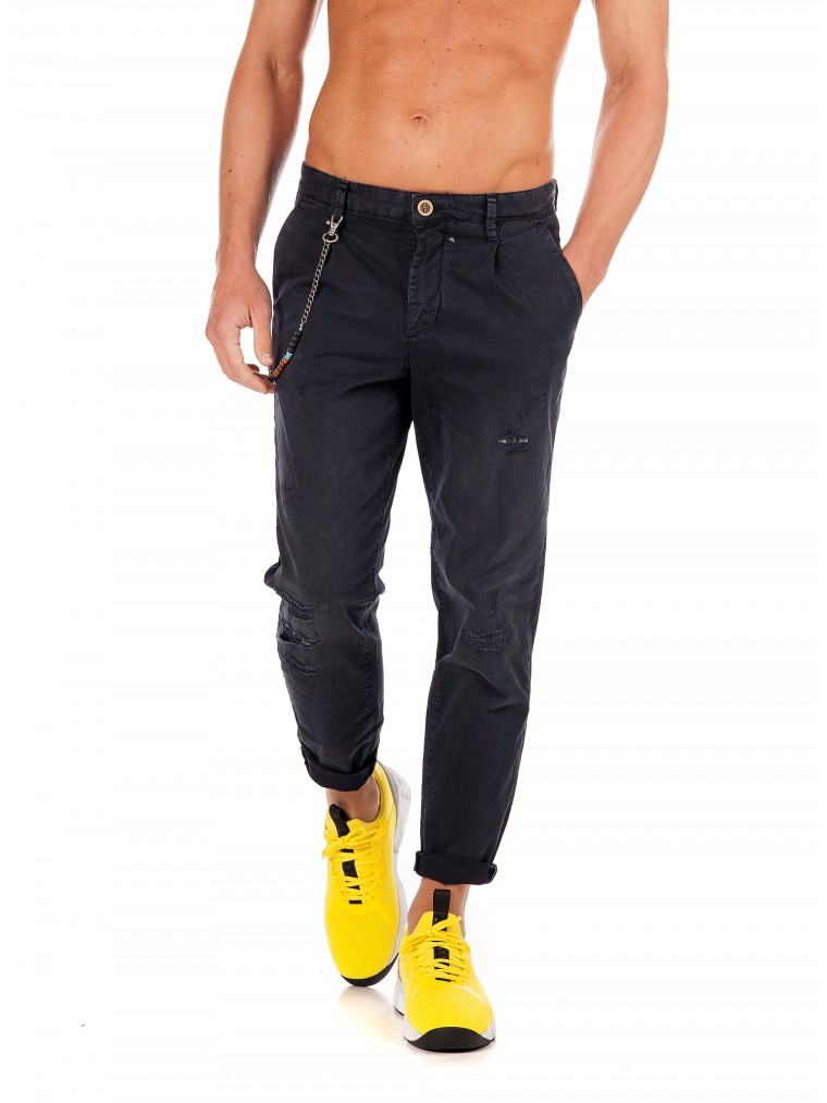 Jack & Jones Pants Ace Milton-Blue