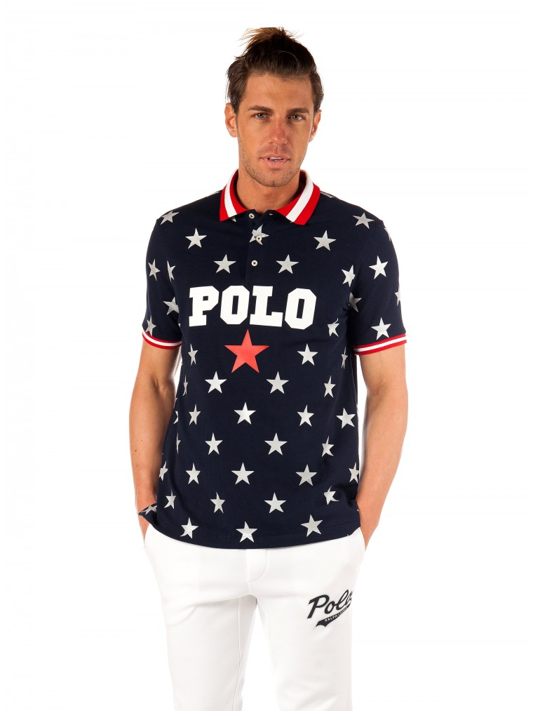 Polo Ralph Lauren Polo Shirt-Blue