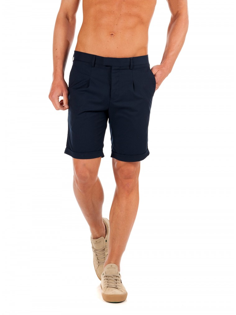 Gnious Shorts Horres-Blue