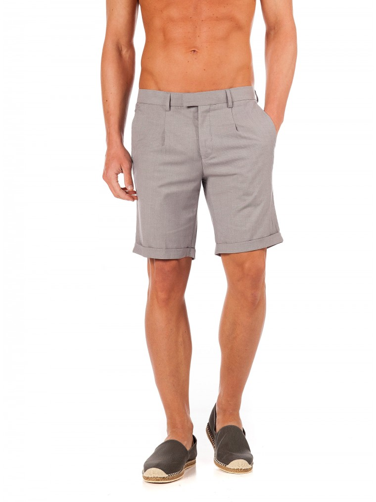 Gnious Shorts Horres-Grey