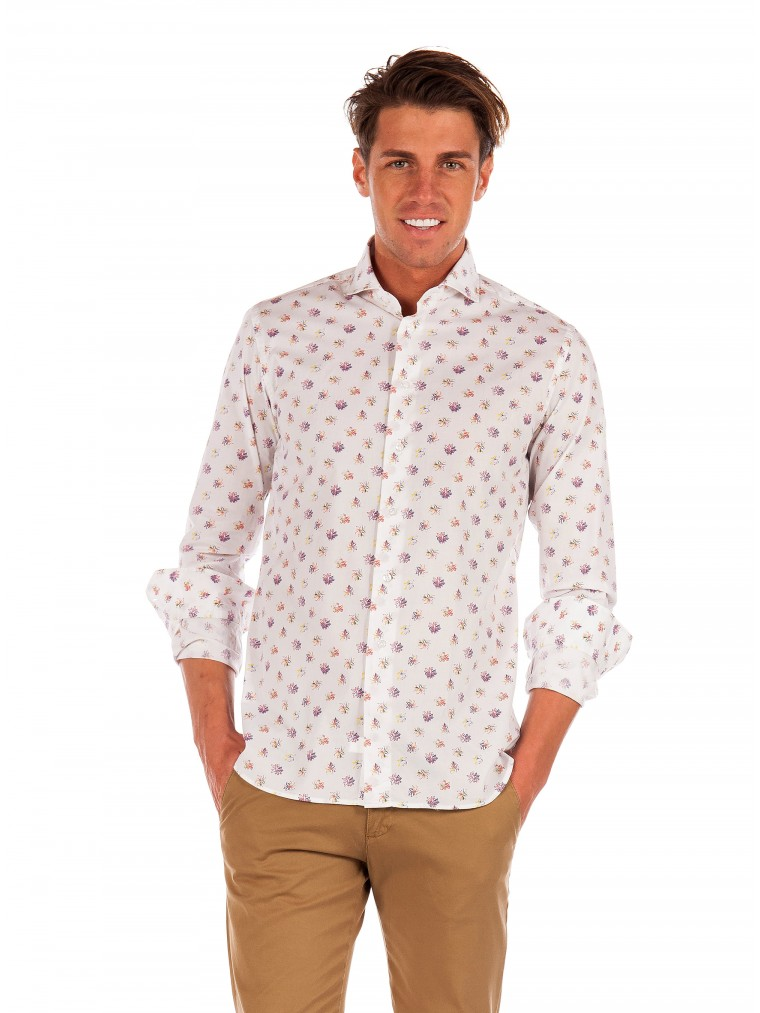 Oberon Perez Shirt-Off White