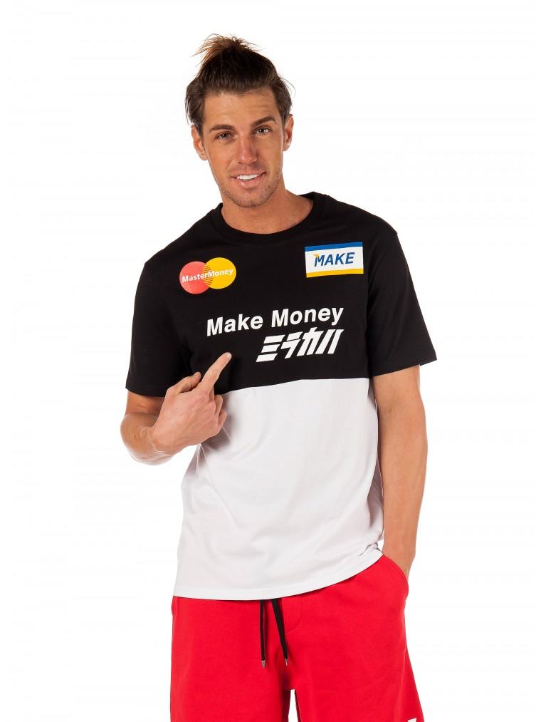 Make Money Not Friends T-Shirt-Black