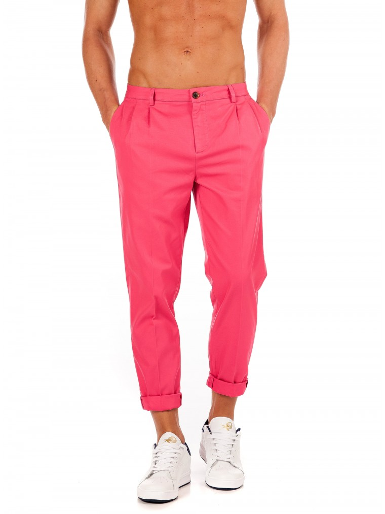 Scotch & Soda Pants Twilt-Fuchsia