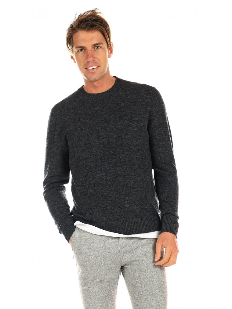 Hugo Boss Knit Seridon-Dark Grey
