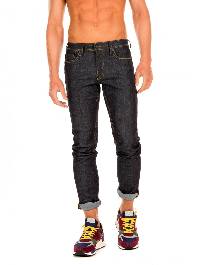 Jack & Jones Jeans Glenn-Unwashed Denim