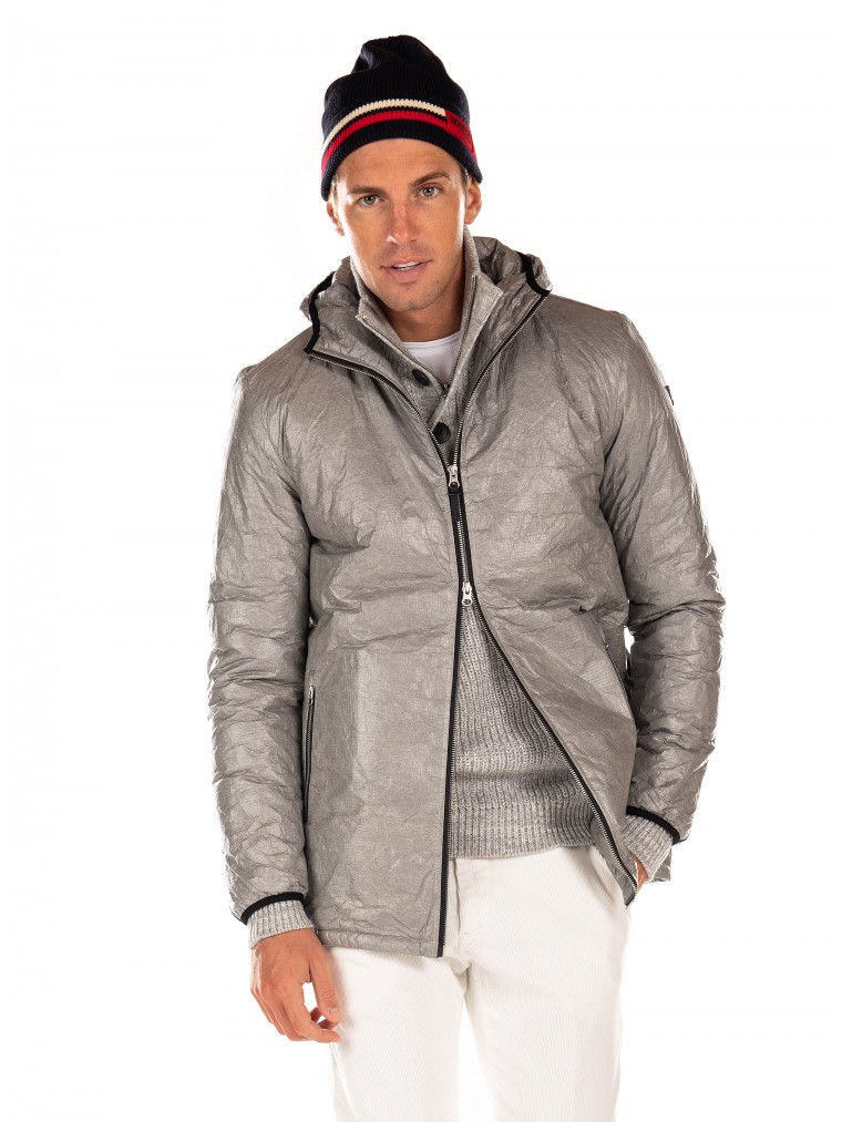 Bjanko Jacket Lam-Grey