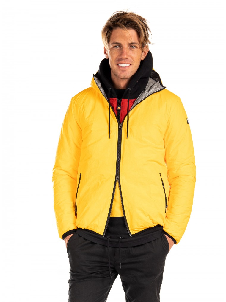 Bjanko Jacket Mason-Yellow