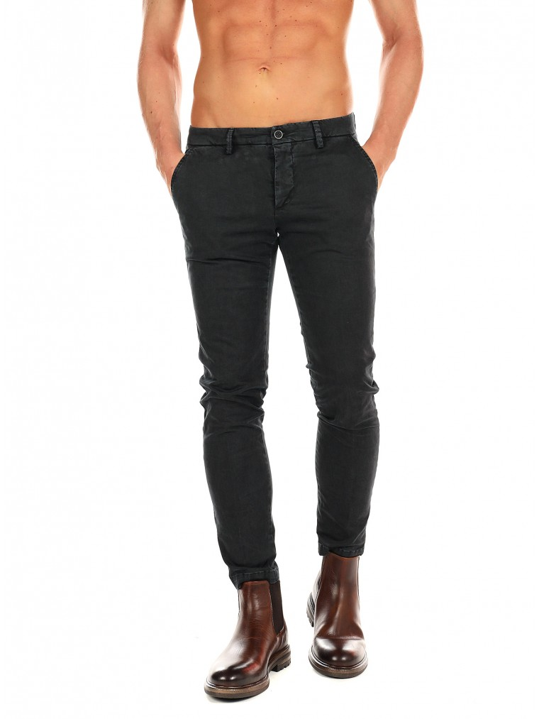 Paul Miranta Pants-Black