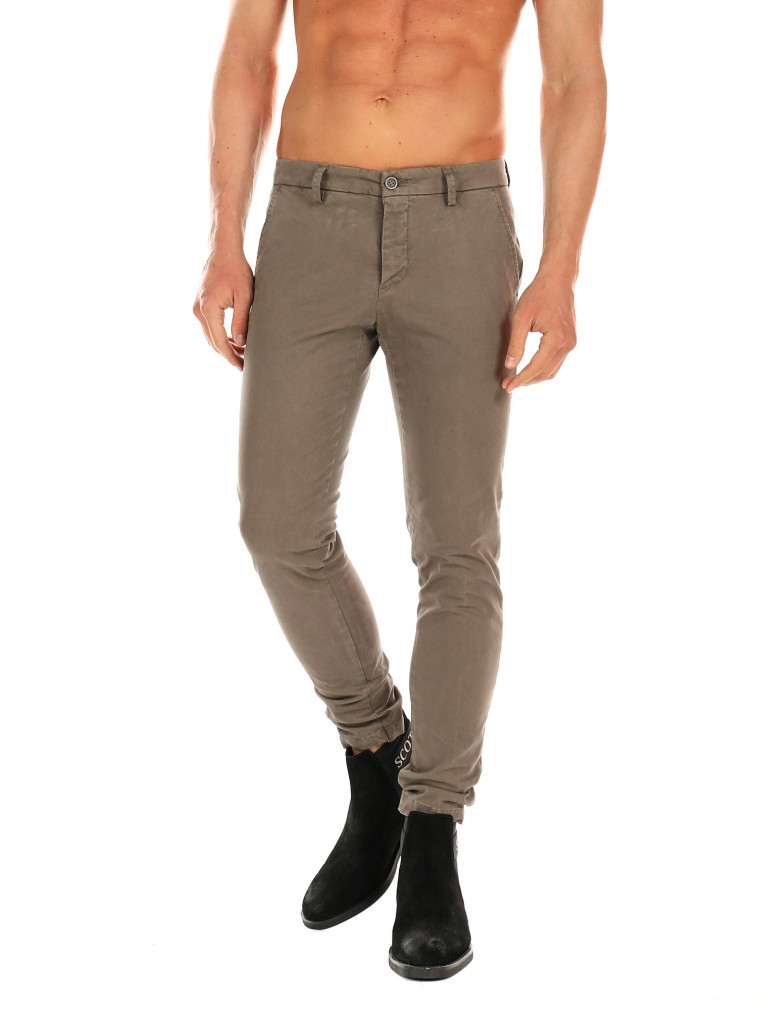 Paul Miranta Pants-Beige