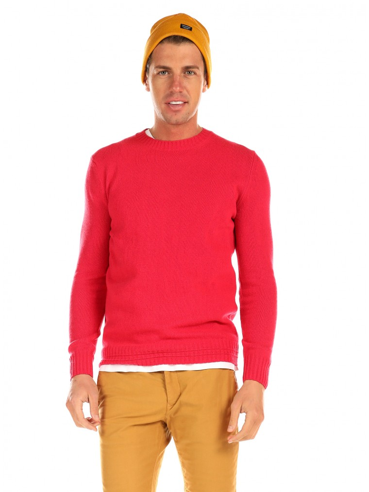 Scotch & Soda Knit-Fuchsia