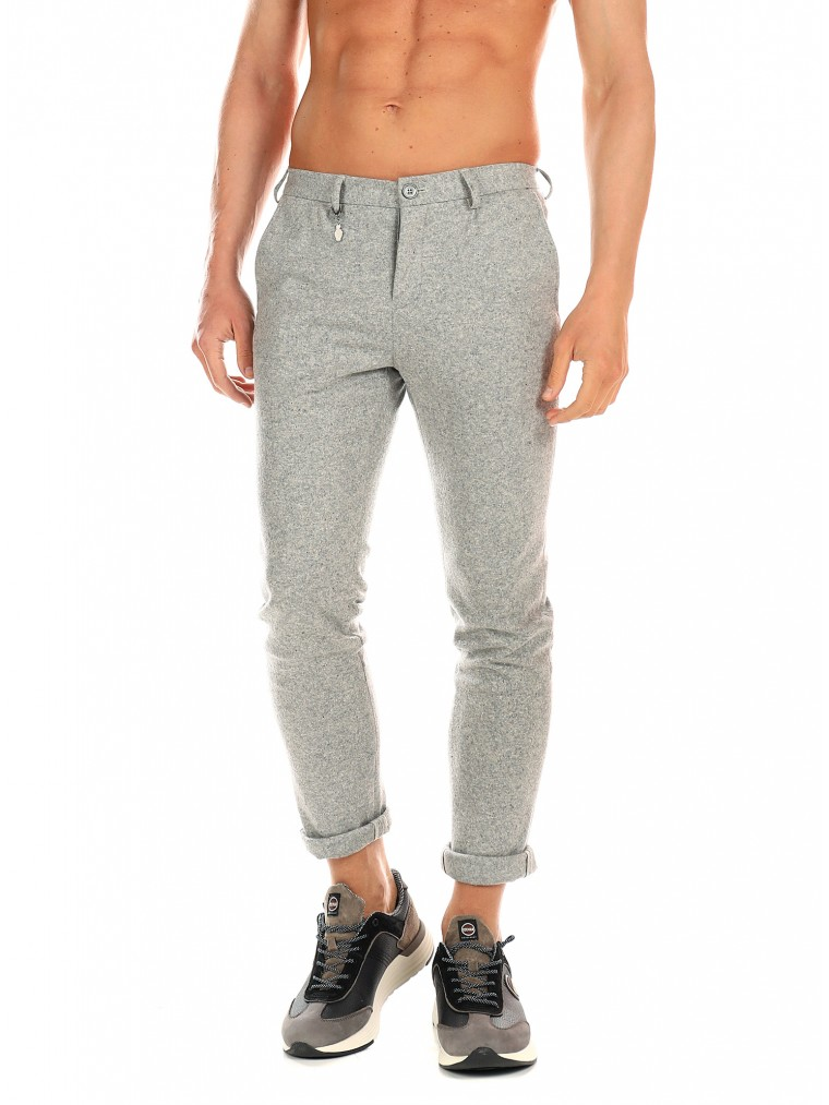 7 Square Pants The Tracer-W-P-Light Grey