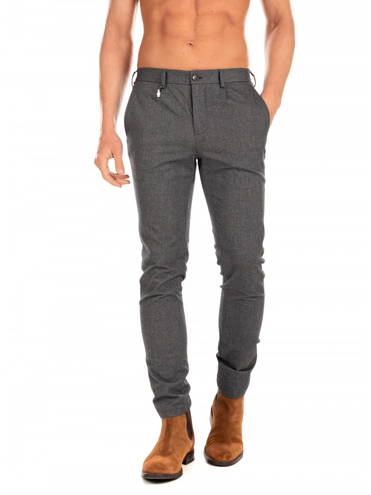 7 Square Pants The Tracer-C-P-Dark Grey